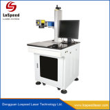 Máquina de marcação a laser automática com marcação e FDA