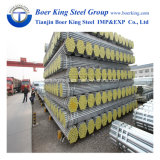 Hot DIP Galvanized Single Tube Telecom Steel Tower