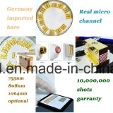 Портативный 600 Вт 808нм лазерный диод для удаления волос с сертификат CE