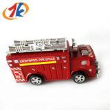 Stuk speelgoed van de Auto van de Motor van de Brand van jonge geitjes het Plastic Mini voor Bevordering
