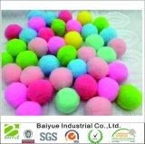 Un insieme di 12 palle di neve multicolori per natale