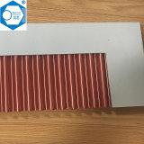 ACP corrugado en 3D el reciclaje de aluminio ACP panel sándwich