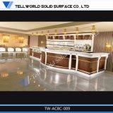 Tw het Nieuwe Ontwerp van de Tellers van de Staaf van het Ontwerp Commerciële voor Huis/Hotel