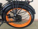 إطار العجلة [أمريكن] حاكّة نموذجيّة سمينة درّاجة كهربائيّة