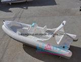 Liya 3.3-8.3m Mitte-Konsolen-Rippen-Boot Hypalon steifes aufblasbares Boot