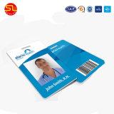 Quente! Cartão em branco de PVC de alta qualidade com superfície brilhante
