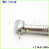 Turbine dentaire DEL Handpiece de générateur dentaire d'individu de Hesperus avec la lumière