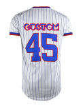 Venda por grosso de vestuário de Desgaste da tua própria equipa personalizada de Camisas de Beisebol Jersey