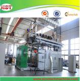 Protuberancia plástica del tanque de agua de la paleta que hace la máquina del moldeo por insuflación de aire comprimido