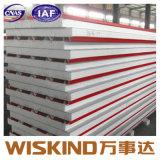 EPS panneau sandwich murs et du toit, des panneaux isolants de matériaux de construction