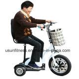 障害があるのための快適な24V 800W 4の車輪の移動性のスクーター