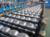 Gewölbte bunte PPGI/PPGL Stahldach-Platte der niedrigen Kosten-für Tanzania