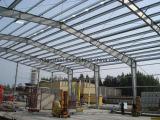 Edificio de acero prefabricadas de alta calidad para almacén y taller