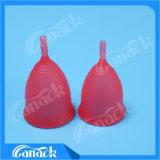 Offre d'usine Gildable Silicone Coupe menstruelle Layd