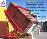 Tilter do recipiente ou Tilter Diesel do recipiente do gerador para descarregar o carregamento