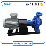 Moteur électrique de haute qualité Fin d'aspiration pompe à eau centrifuge