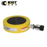 Cilindro idraulico ultrasottile a semplice effetto di sollevamento dei cilindri 100t