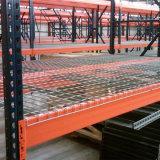 Piattaforma della rete metallica di memoria del magazzino