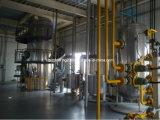De Raffinage van de eetbare Olie Equipmemt, Raffinerende Sectie voor Sojaboon, Zonnebloem, Canola, Raapzaad, Palmolie, het Zeer belangrijke Project van de Draai van de Raffinaderij van de Ruwe olie