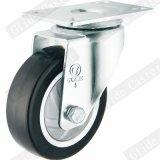 Chasse à usage moyen de roue de cheminée d'amorçage d'unité centrale avec le premier frein (noir) (roulement simple) (G3214)