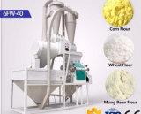 Máquina pequena da fábrica de moagem do milho/Sorghum do milho de grão do trigo