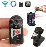 Камера ультракрасного пер детектора движения WiFi HD батареи ночного видения миниая спрятанная DVR миниая
