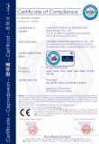 Termóstato de la cubierta de la pantalla táctil de Digitaces del Ce para la unidad de la CA (TSP750E)