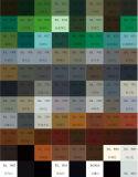 Vernice della polvere del rivestimento della polvere di alta qualità in qualsiasi colori su ordinazione