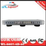 "22 "" Lightbar 4D LEDの警察の小型ライトバーに警告するトラック"