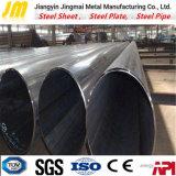 SSAW/LSAW de Pijp van het staal voor de Olie van het Gas & Water & Bouw