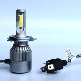 C6 H4 옥수수 속 LED 차 헤드라이트