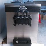 Sorvete Máquina de iogurte congelado com 3 cabeças de corte