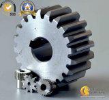 Metall der Präzisions-BS6001 kann für Traktor-Rückseiten-Antriebsachse-Übertragungs-Spirale-Kegelradgetriebe angepasst werden