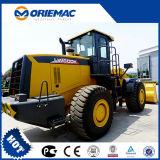 XCMG Aufbau-Maschine 5 Tonnen-Rad-Ladevorrichtung mit niedrigem Preis