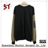 Оптовый дешевый пуловер Hoody смешивания цвета способа пригонки