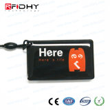 IDENTIFICATION RF imperméable à l'eau Keyfob de PVC du contrôle d'accès 125kHz