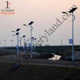 9m 90W de luz solar calle con Ce&RoHS&FCC enumerados