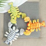 Les enfants jouet en peluche de homard Hanger