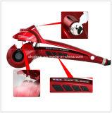 Revestimiento cerámico Rizador Varita de ajuste de temperatura moldeador Secador de curling