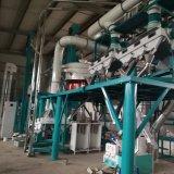 Transporte à máquina de trituração do milho de Kenya 50t/24h