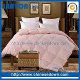 Do ganso pena e para baixo Comforter brancos luxuosos do Quilt/do Duvet/para baixo