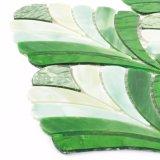 Azulejo de mosaico de cristal del estilo de la cocina del arte colorido moderno de Backsplash