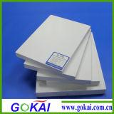Feuille rigide blanche de mousse de PVC