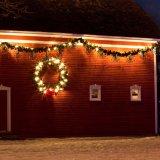 新しいデザインLEDストリングはクリスマスの照明の屋外ストリング豆電球をつける
