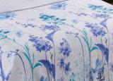 Kundenspezifische vorgewaschene haltbare bequeme Bettwäsche steppte die Bettdecke der Bettdecke-1-Piece, die für 27 eingestellt wurde