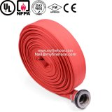 boyau flexible d'arroseuse d'incendie de tissu de la toile 6-20bar