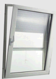 Double Glaze Knell Jealousy Shower Door Windows Frame Shares