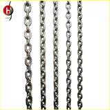 China-Produkte/Lieferanten. Angestrichene schwarze anhebende Kette des legierten Stahl-G80 En818-2