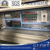 Прямая линия машина упаковки высокоскоростного автоматического обруча пленки застенчивый