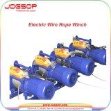 2tonne grue double vitesse en utilisant le câble de levage électrique Wire Rope palan Crane